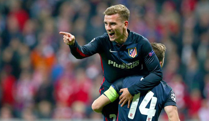 Atlético de Madrid es finalista de la Champions League