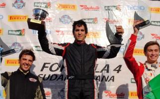 Casella se llevó la segunda carrera de la 3° ronda en El Pinar