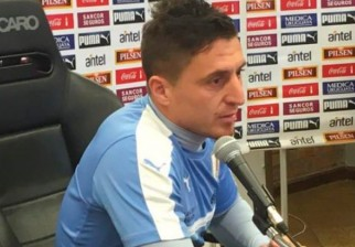 "Cristian Rodríguez: ""Cuando juega Suárez se juega diferente"""