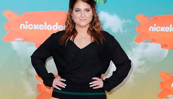 Meghan Trainor retira vídeo musical por uso de Photoshop. Foto: EFE