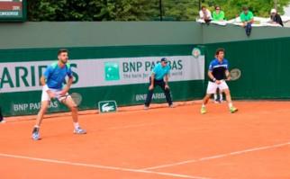 Cuevas y Granollers avanzaron a cuartos de final en dobles de Roland Garros. Foto: @PabloCuevas22