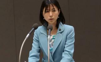Un 60% de las diputadas regionales de Japón dicen haber sufrido acoso sexual. Foto: Facebook Ayaka Shiomura