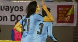 Uruguay parte hacia la Copa América con una victoria 3-1 frente a Trinidad y Tobago