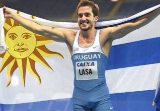Emiliano Lasa terminó tercero en la Golden Fly Series de Austria