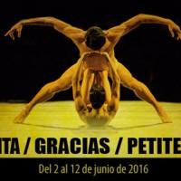 Gala V: Temporada de Ballet en el Sodre desde el 2 hasta el 12 de junio con Paquita, Petite Mort y Gracias