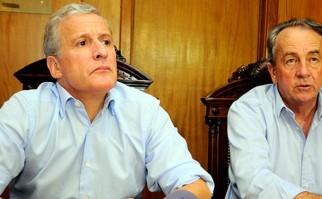 """Damiani: """"Este equipo está en deuda con su gente y con la historia gloriosa de Peñarol"""". Foto: @OficialCAP"""