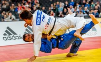 Uruguay estará representando en Judo de los Juegos Olímpicos . Foto: Facebook Mikael Aprahamian