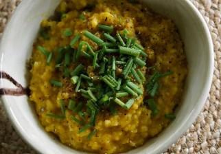 Delicioso khichdi de arroz, una receta ancestral para desintoxicar y purificar el cuerpo