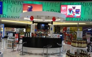 Foto: Facebook La Riviera Duty Free Shop Uruguay.