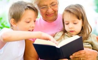 Beneficios de leer en voz alta a los niños. Foto: Shutterstock