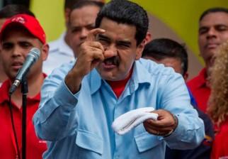 """Luis Almagro invoca Carta Democrática contra Venezuela y Nicolás Maduro le contestó: """"Métase su Carta Democrática por donde le quepa"""""""