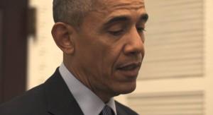 Se vuelve viral la despedida del presidente de EE.UU, Barack Obama, en un video en el que demuestras sus grandes capacidades histriónicas