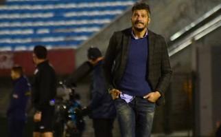 """Munúa: """"Soy un agradecido a los jugadores """"por cómo están representando a Nacional internacionalmente"""". Foto: Archivo Gonzalo Ramírez"""
