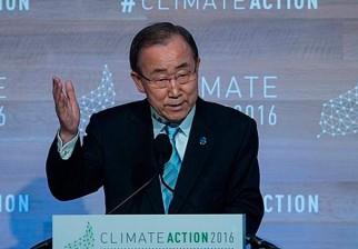"""La ONU y el Banco Mundial buscan un cambio """"radical e irreversible"""" contra el cambio climático"""