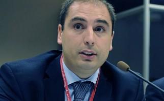 """Subsecretario de Economía, Pablo Ferreri, recuerda que gobiernos anteriores a 2005 aplicaron """"brutales"""" recortes sociales y aumentos de impuestos."""