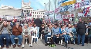 Desde la oposición destacaron discrepancias y coincidencias con discursos centrales del acto del PIT-CNT por el Día de los Trabajadores