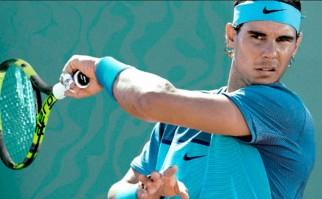 Rafa Nadal afuera de Roland Garros por lesión. Foto: @RafaelNadal