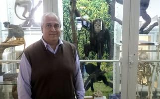 Gustavo Riestra, director del Departamento de Cultura Científica del MEC | Foto: Silvina Font