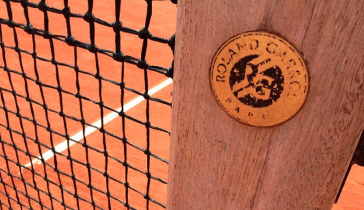 El arranque de Roland Garros 2016