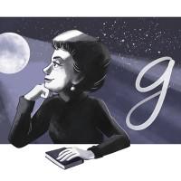 Google recuerda con un doodle a Rosario Castellanos, cumbre literaria mexicana y símbolo del feminismo latinoamericano