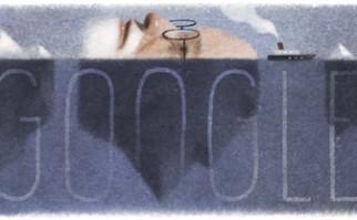 Foto: Google Doodle.