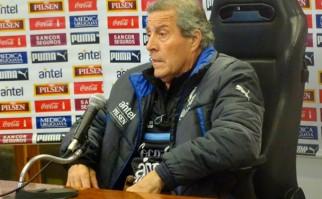 """Tabárez: """"En el grupo reina el mismo entusiasmo y la misma camaradería de siempre"""". Foto: @Uruguay"""