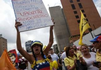 Venezuela al borde de un colapso quizá violento