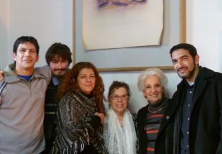 La organización Abuelas de Plaza de Mayo presentó a José Luis Maulín Pratto como el nieto recuperado 120