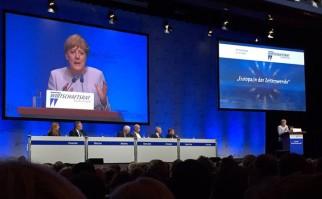 Foto: Facebook Angela Merkel.