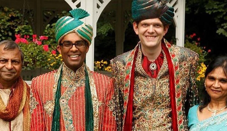 Hombres gays hindus