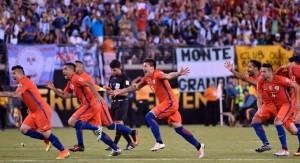 Chile campeón de la Copa América Centenario tras vencer a Argentina por penales