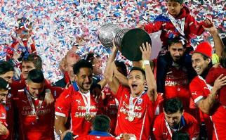 Chile seguirá siendo campeón de América hasta 2019.