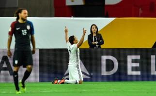 Colombia venció a Estados Unidos y se quedó con el tercer puesto de la Copa América Centenario. Foto: @CA2016