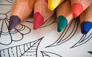 Dibujar ayuda a reducir los niveles de estrés. Foto: Pixabay