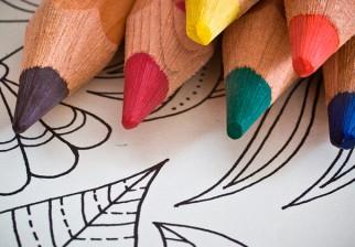 Dibujar ayuda a reducir los niveles de estrés