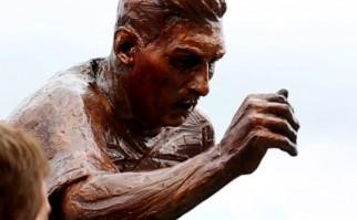 estatua messi