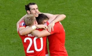 Gales hace historia y se mete entre los ocho mejores de la Eurocopa. Foto: @UEFAEURO