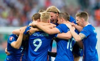 Islandia hace historia y elimina a Inglaterra de la Eurocopa. Foto: @UEFAEURO