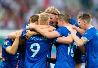 Islandia hace historia y elimina a Inglaterra de la Eurocopa