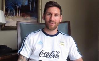 Foto: Facebook oficial Leo Messi.