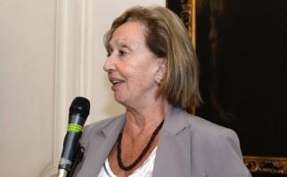 Maria Julia Muñoz, titular del MEC. Foto: MEC.