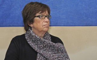Ministra de Desarrollo Social, Mariana Arismendi | Foto: recorte de Presidencia
