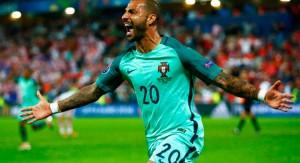 Portugal con un gol sobre el final del alargue venció a Croacia y se metió en cuartos de final