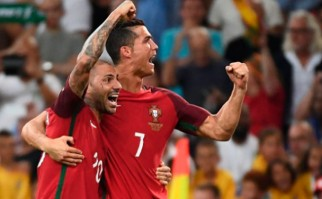 Portugal es el primer semifinalista de la Eurocopa 2016. @UEFAEURO