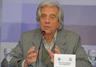 Tabaré Vázquez, afirmó que confía en no tener que tomar nuevas medidas de ajuste de la economía