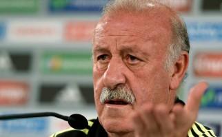 Del Bosque dejará la selección española. Foto: AFP