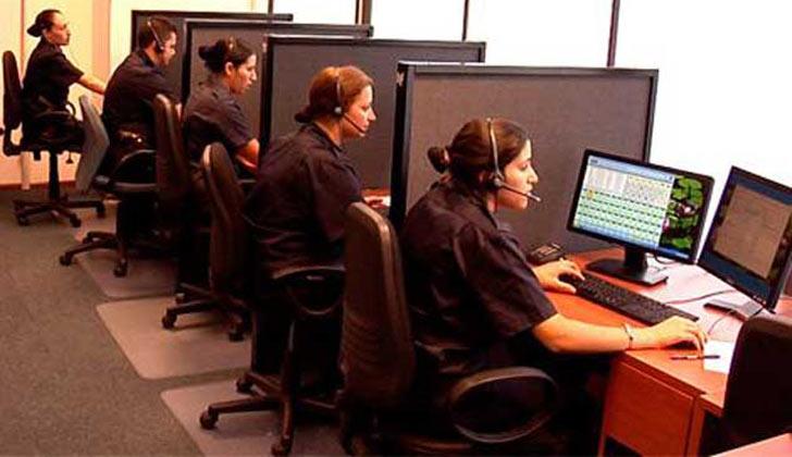 Servicio 911 recibi llamadas diarias en junio la Numero telefonico del ministerio del interior