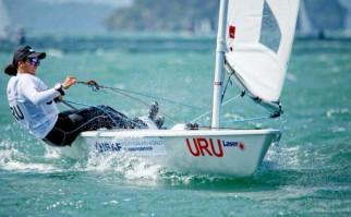 Dolores Moreira fue designada abanderada Uruguaya en los Juegos Olímpicos