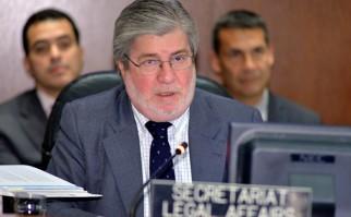 Jean Michel Arrighi. Foto: OEA.