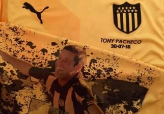 Se despide el último ídolo de Peñarol